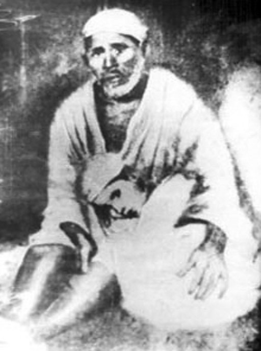 Shirdi Sai child (cropped)