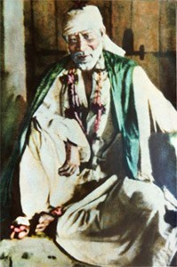 Shirdi Sai Baba (coloured)