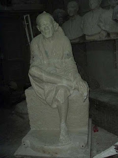plaster model of the Shirdibeeld