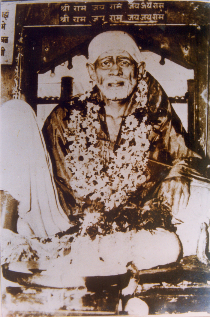 Original Photos of Shirdi Sai Baba
