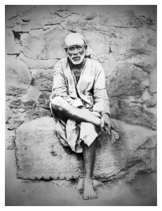 Shirdi Sai Baba picture in high resolution